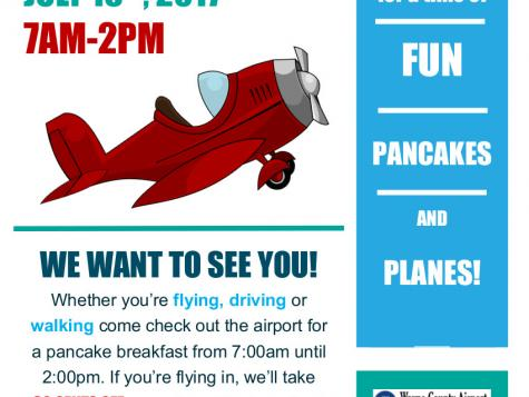 Wayne County Airport Pancake Breakfast