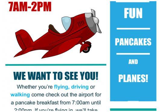 Wayne County Airport Pancake Breakfast