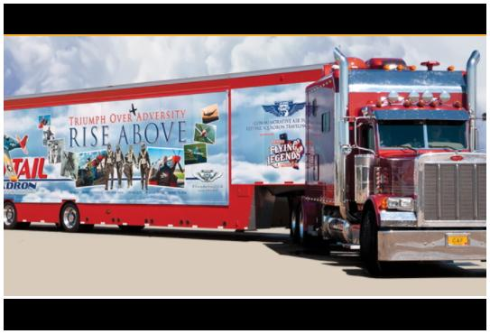 Rise Above Travel Trailer